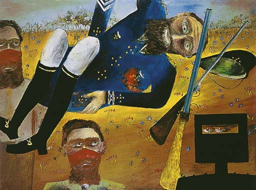 SIR SIDNEY ROBERT NOLAN (1917-1992)