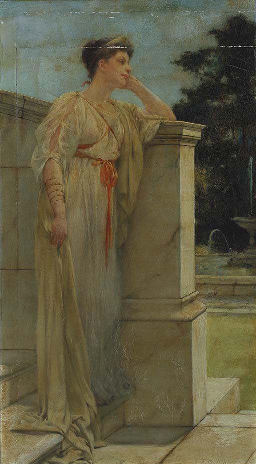 Francis Davis Millet (1846-191