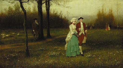 George Henry Boughton (1833-19