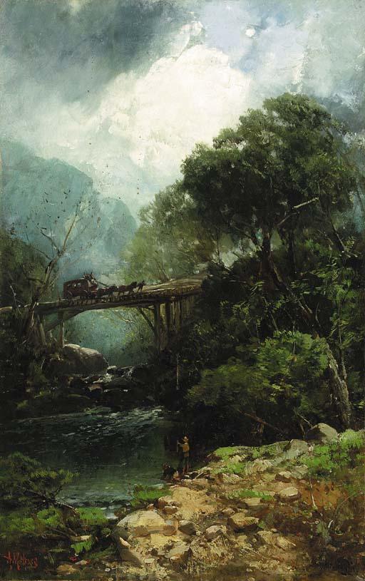 Andrew W. Melrose (1836-1901)