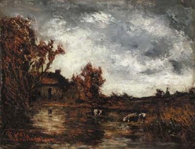 Ralph Albert Blakelock (1847-1