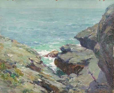 Frank Alfred Bicknell (1866-19