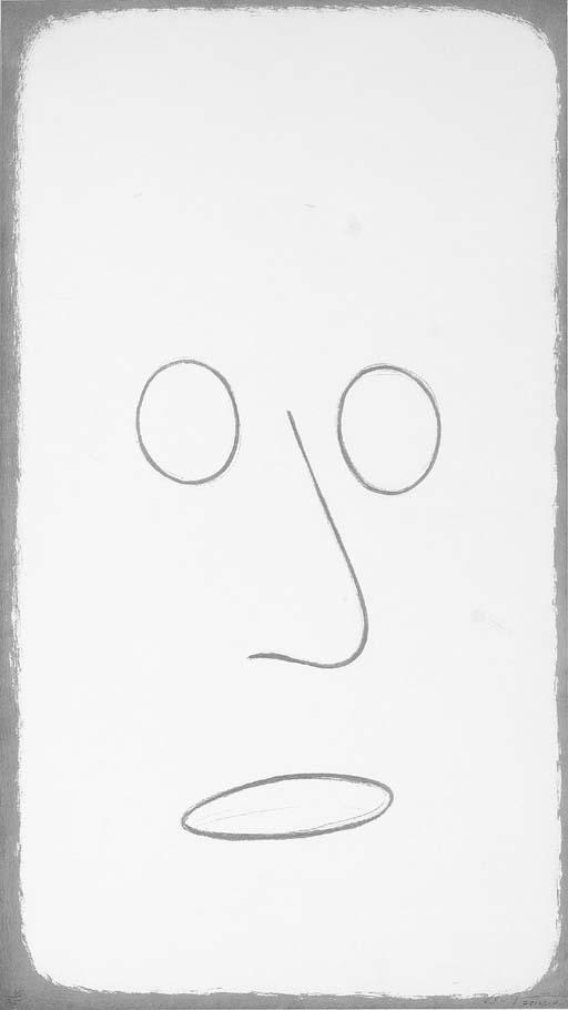 JONATHAN BOROFSKY (B. 1942)