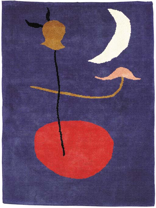 After A Design by Joan Miro