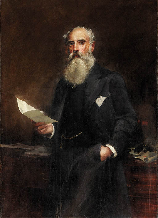 Sir Luke Fildes (British, 1843