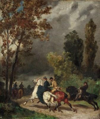 Evariste-Vital Luminais (Frenc