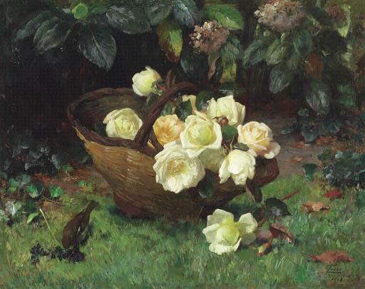 Eugeen Joors (Belgian, 1850-19