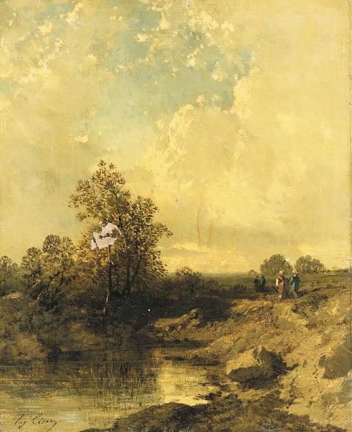 Eugene Ciceri (French, 1813-18