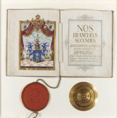 FRANZ II (1768-1835), Emperor