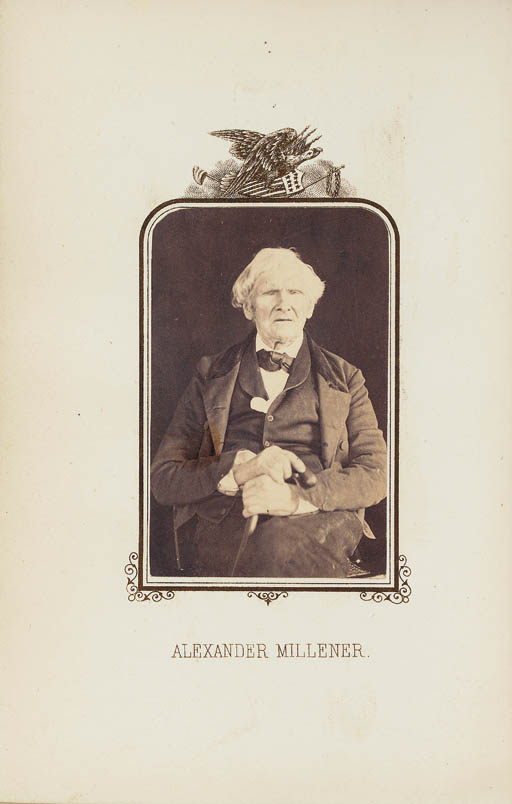 HILLARD, Elias B. The Last Men