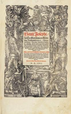JOSEPHUS, Flavius. Historien u