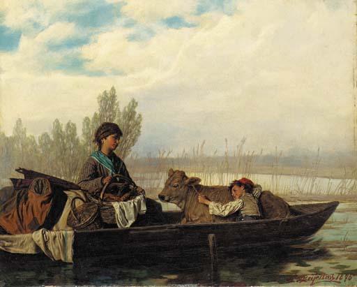Pietro Pajetta (Italian, 1845-