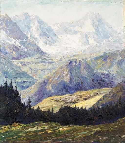Otto Pippel (German, 1878-1960