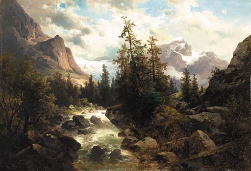 Josef Thoma (Austrian, 1828-18