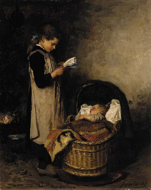 Johannes Weiland (Dutch, 1856-
