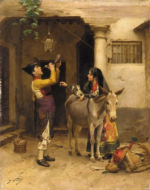 Jules Worms (French, 1832-1924