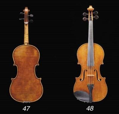 a fine viennese violin
