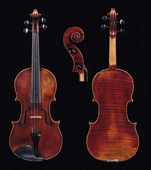 a good french violin