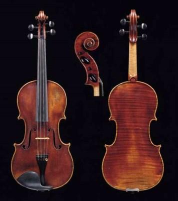 a good french violin