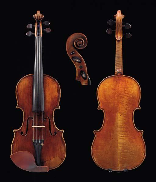 a good italian violin