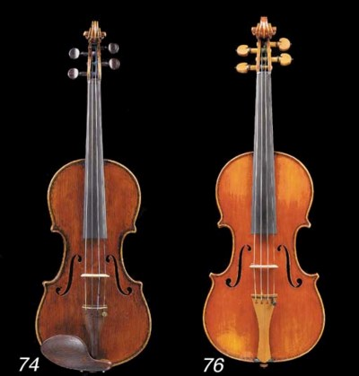 an italian violin