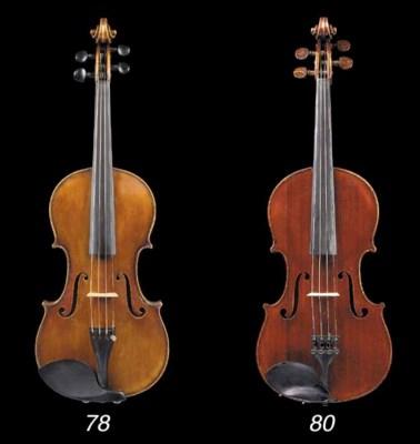 a german violin