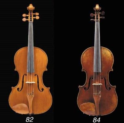 a modern italian viola