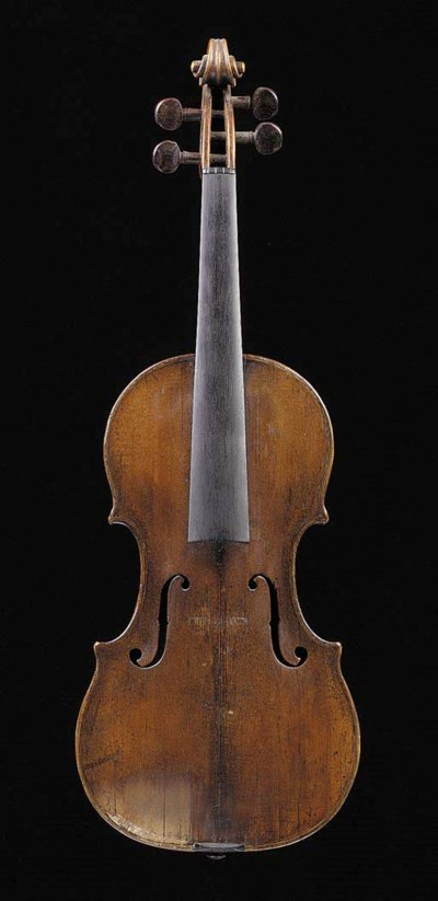 A french violin