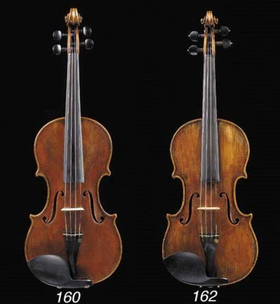 a modern italian violin