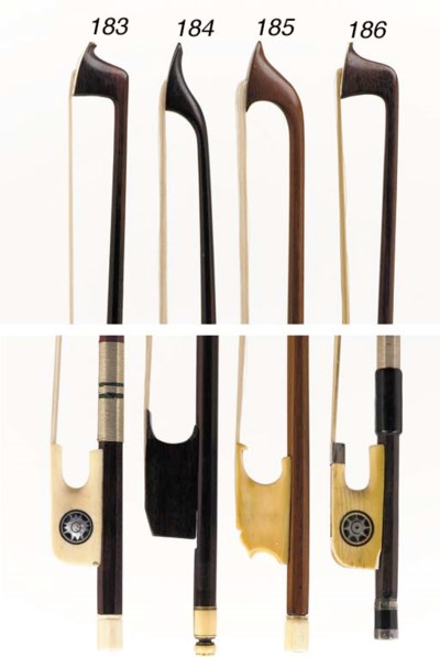 an early english violin bow**