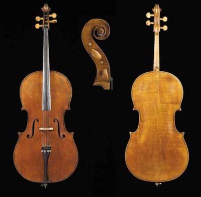 a good english violoncello