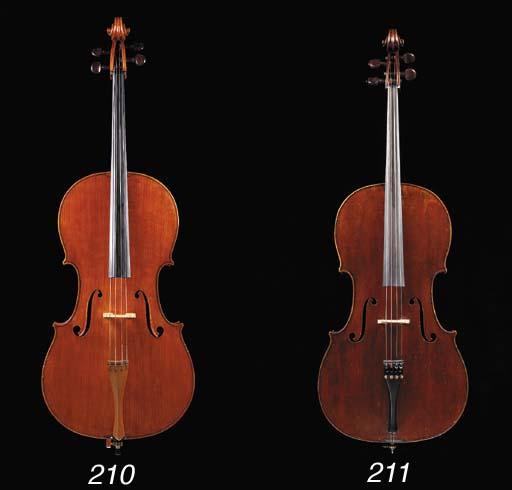 a good modern italian violonce