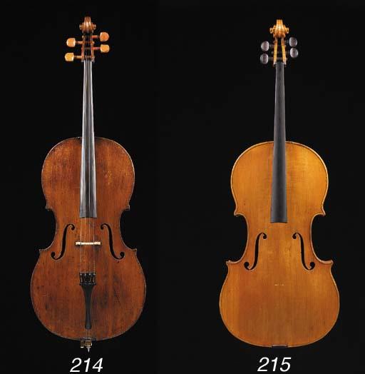 an english violoncello