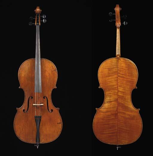 an italian violoncello