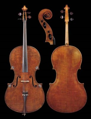 a fine and interesting violonc