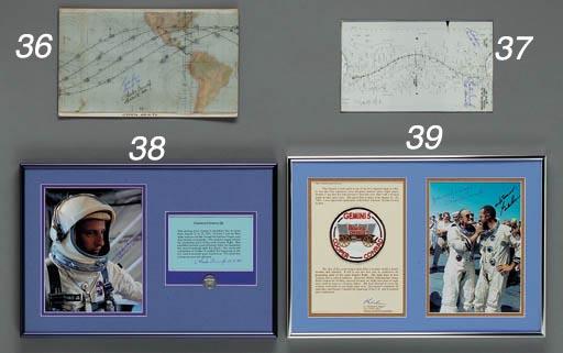 [MAP]. FLOWN Gemini 5 Orbital
