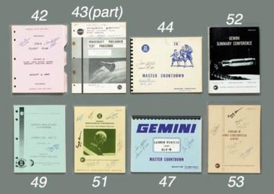 Gemini Summary Conference, SP