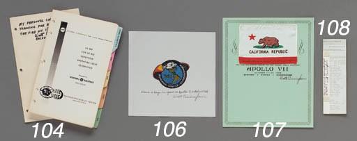 FLOWN Apollo 7 Beta Cloth Embl