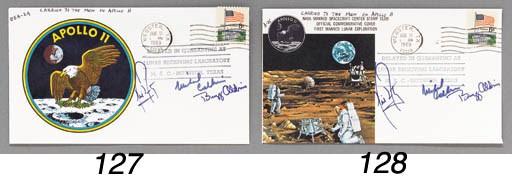 FLOWN Apollo 11 Commemorative