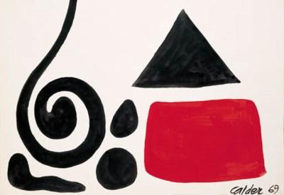 Alexander Calder (1998-1976)