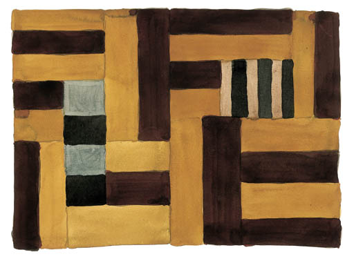 Sean Scully (b. 1946)