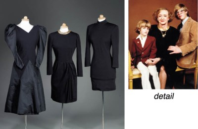 BETTE DAVIS COLLECTION OF DRES