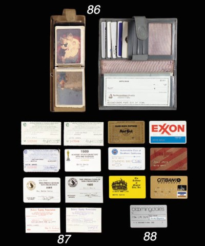 BETTE DAVIS COLLECTION OF CRED