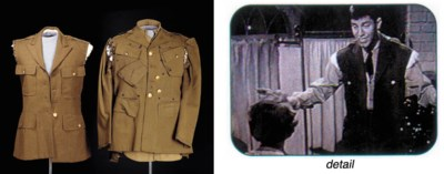 JERRY LEWIS MILITARY JACKETS F
