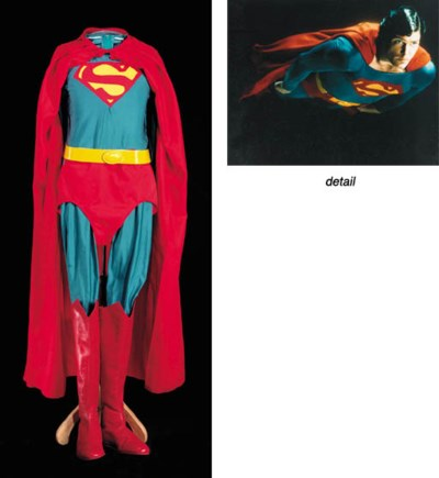 CHRISTOPHER REEVE 'FLYING' COS