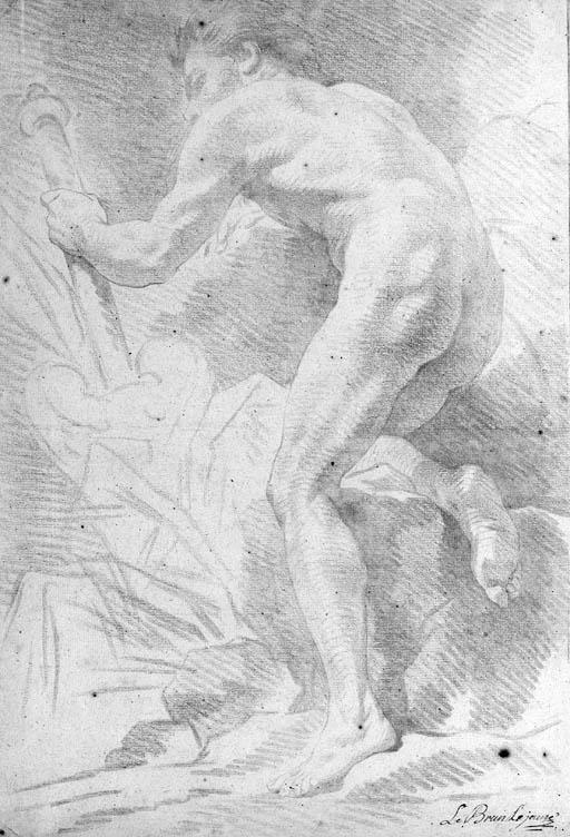 ANDRÉ LE BRUN (Paris 1737-1811