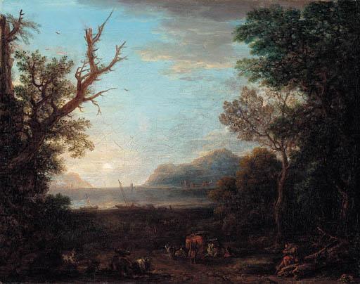 JOHN WOOTTON (London c.1682-17