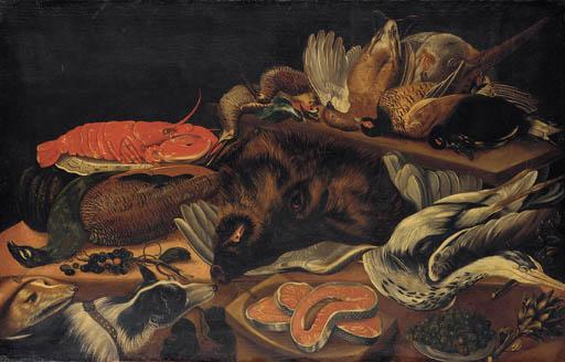 Manner of Frans Snyders