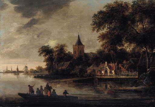 Circle of Roelant van Vries (H