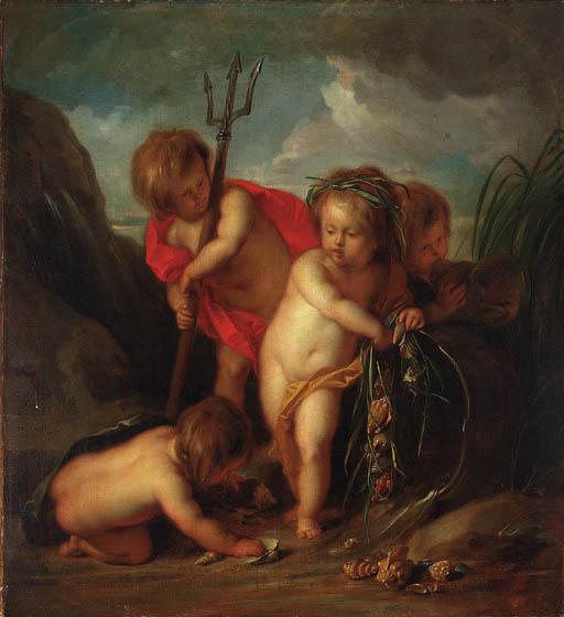 JACOB DE WIT (Amsterdam 1693-1